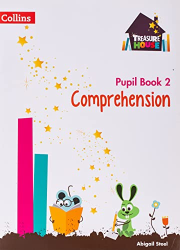 9780008133474: Treasure House ? Year 2 Comprehension and Word Reading Pupil Book (Collins Treasure House)