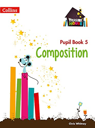 9780008133504: Composition Year 5 Pupil Book (Treasure House)