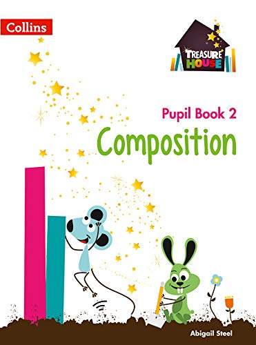 9780008133535: Treasure House — Year 2 Composition Pupil Book (Collins Treasure House)