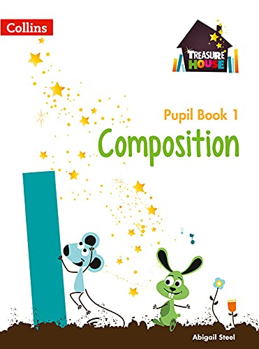 9780008133542: Composition Year 1 Pupil Book (Treasure House)