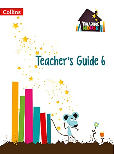 9780008133559: Treasure House - Year 6 Teacher Guide