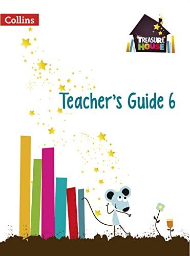 9780008133559: Treasure House — Year 6 Teacher Guide (Collins Treasure House)