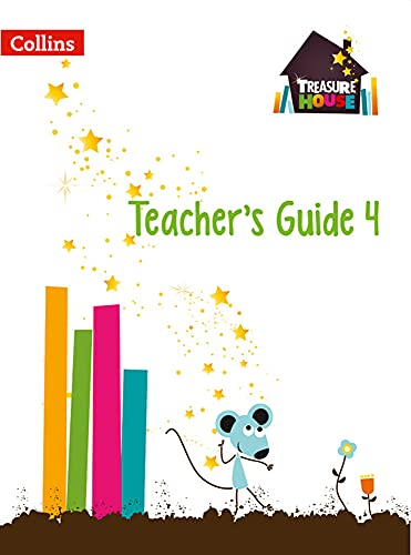 9780008133573: Treasure House — Year 4 Teacher Guide (Collins Treasure House)