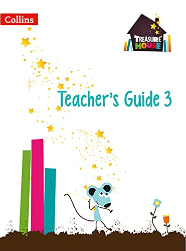 9780008133580: Treasure House — Year 3 Teacher Guide (Collins Treasure House)