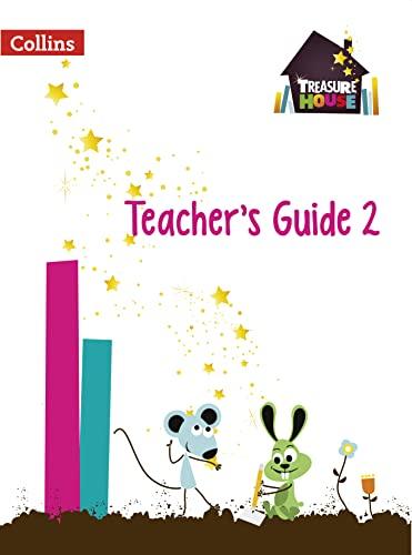 9780008133597: Treasure House � Year 2 Teacher Guide