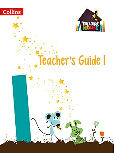 9780008133603: Treasure House — Year 1 Teacher Guide