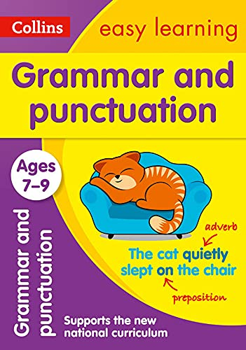 9780008134228: Collins Easy Learning Age 7-11 — Grammar and Punctuation Ages 7-9: New Edition
