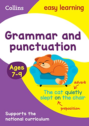 9780008134228: Collins Easy Learning KS2 - Grammar and Punctuation Ages 7-9: New Edition