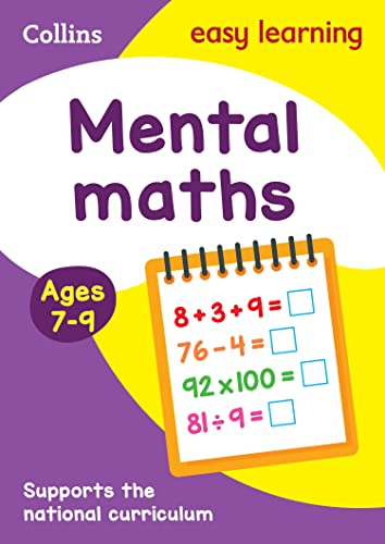 9780008134235: Collins Easy Learning KS2 - Mental Maths Ages 7-9: New Edition (Collins Easy Learning Age 7-11)