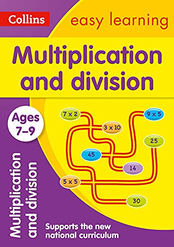 9780008134266: Collins Easy Learning KS2 - Multiplication and Division Ages 7-9: New Edition