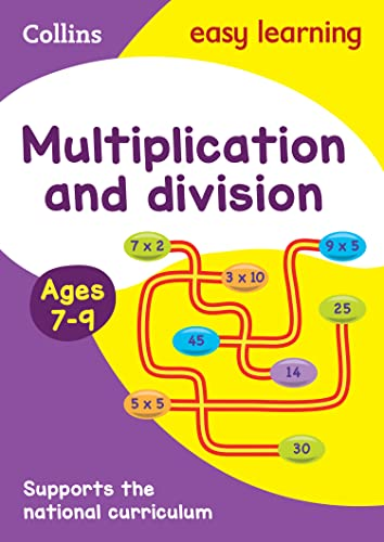 9780008134266: Collins Easy Learning Age 7-11 ? Multiplication and Division Ages 7-9: New Edition