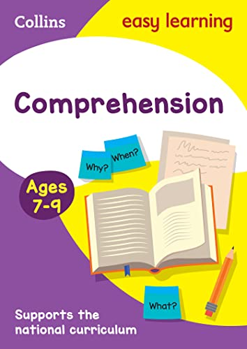 9780008134273: Collins Easy Learning KS2 - Comprehension Ages 7-9: New Edition