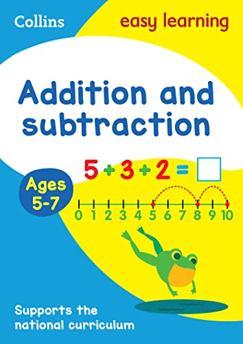 9780008134280: Collins Easy Learning Age 5-7 — Addition and Subtraction Ages 5-7: New Edition
