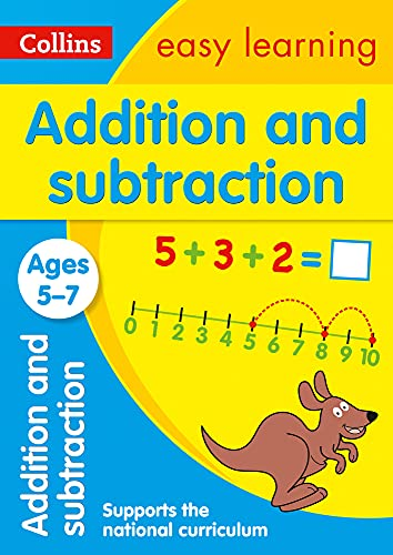 9780008134280: Collins Easy Learning KS1 - Addition and Subtraction Ages 5-7: New Edition (Collins Easy Learning Age 5-7)