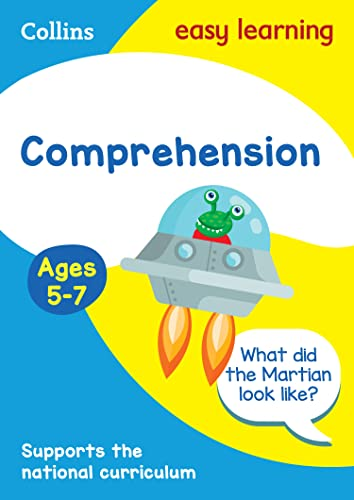 9780008134303: Collins Easy Learning KS1 - Comprehension Ages 5-7: New Edition
