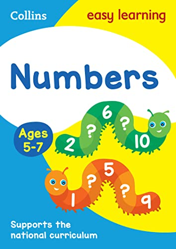 9780008134310: Collins Easy Learning KS1 - Numbers Ages 5-7: New Edition