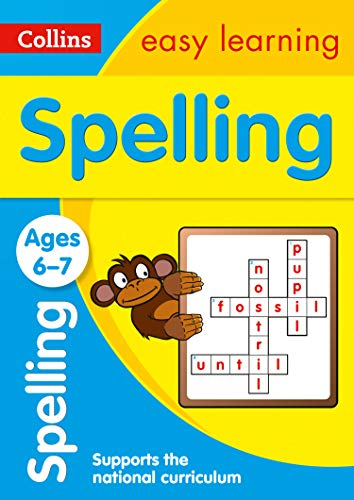 9780008134426: Collins Easy Learning Age 5-7 — Spelling Ages 6-7: New Edition
