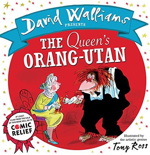9780008135133: The Queen's Orang-Utan (Comic Relief)