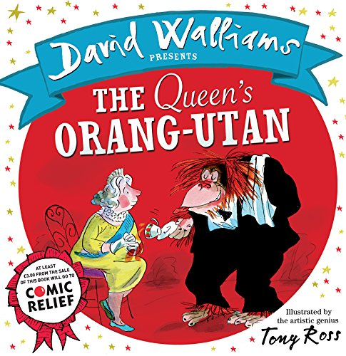 9780008135133: The Queen's Orang-Utan (Comic Relief)