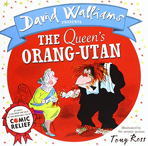 9780008135188: The Queen's Orang-Utan (Comic Relief)