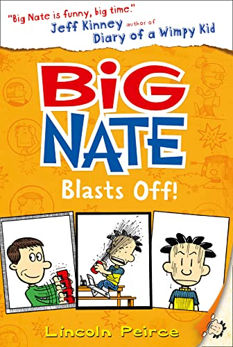 9780008135317: Big Nate Blasts Off (Big Nate, Book 8)