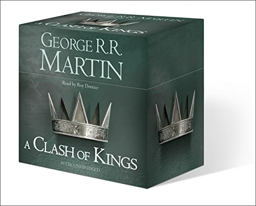9780008135423: A Clash of Kings (A Song of Ice and Fire)