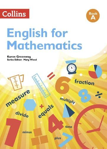 9780008135706: English for Mathematics: Level 1
