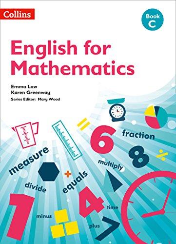 9780008135720: English For Mathematics Level 3