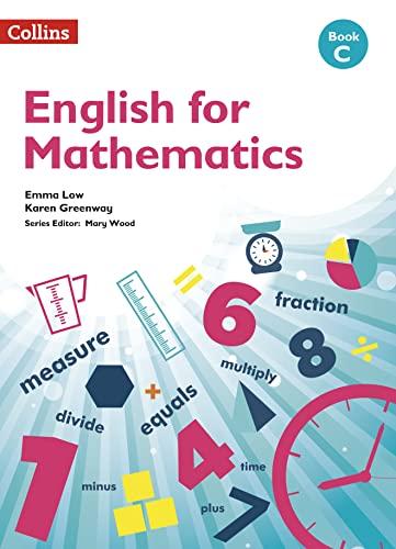 9780008135720: English For Mathematics: Book C