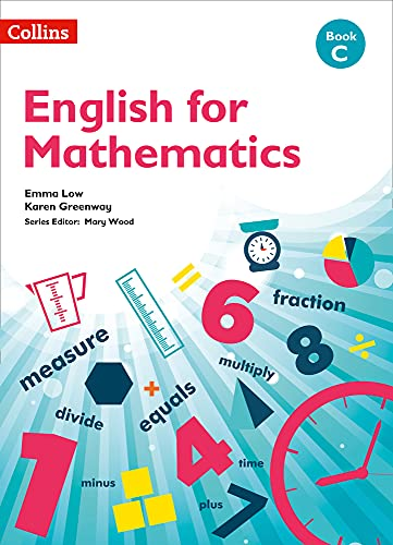 9780008135720: English For Mathematics: Book C
