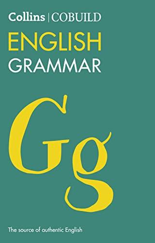 9780008135812: Collins COBUILD English Grammar