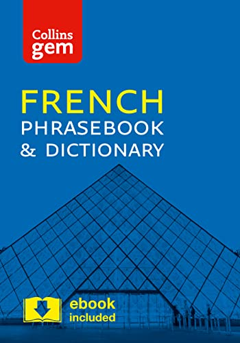 9780008135881: Collins Gem – Collins Gem French Phrasebook and Dictionary