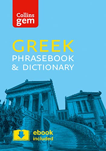 9780008135898: Collins Greek Phrasebook and Dictionary Gem Edition: Essential phrases and words in a mini, travel-sized format (Collins Gem)