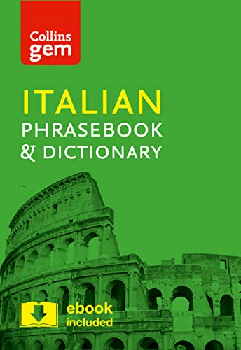 9780008135911: Collins Gem – Collins Gem Italian Phrasebook and Dictionary