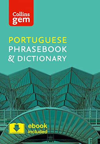 9780008135935: Collins Portuguese Phrasebook (Collins Gem)