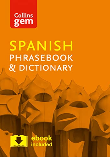 9780008135942: Collins Spanish Phrasebook (Collins Gem)