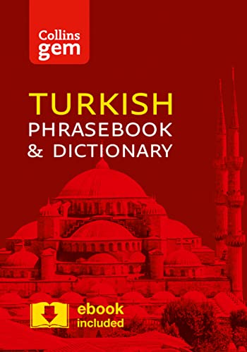 9780008135959: Collins Turkish Phrasebook and Dictionary Gem Edition: Essential phrases and words in a mini, travel-sized format (Collins Gem)