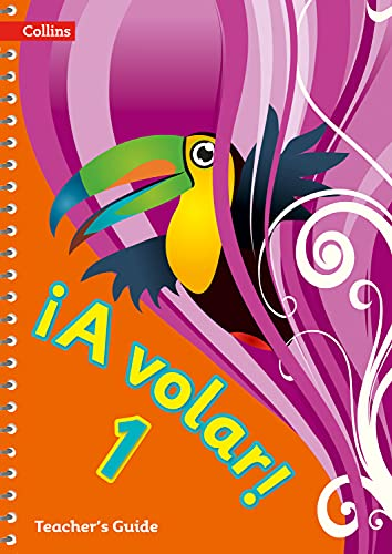 9780008136307: A volar Teacher's Guide Level 1: Primary Spanish for the Caribbean (Spanish and English Edition)