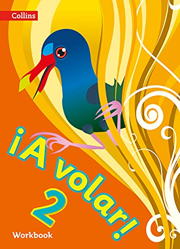 9780008136321: A Volar Workbook Level 2: Primary Spanish for the Caribbean (Spanish and English Edition)