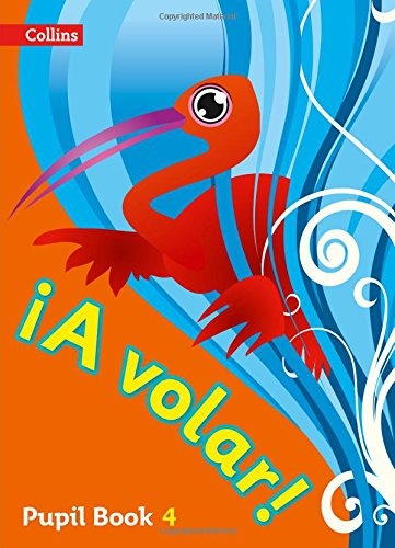 9780008136376: A volar Pupil Book Level 4