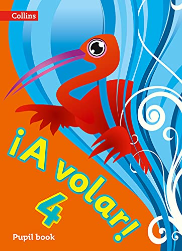 9780008136376: A Volar Pupil Book Level 4: Primary Spanish for the Caribbean (Spanish and English Edition)