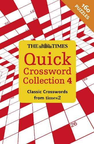 9780008136420: Times Quick Crossword Collection 4