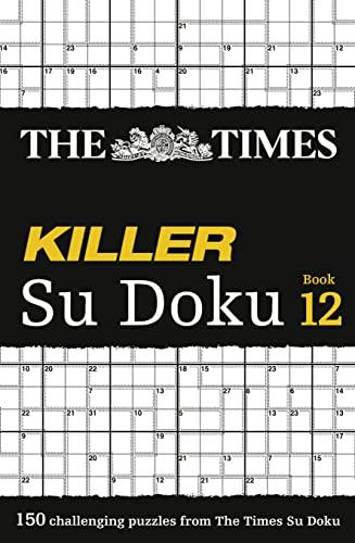 9780008136475: The Times Killer Su Doku Book 12