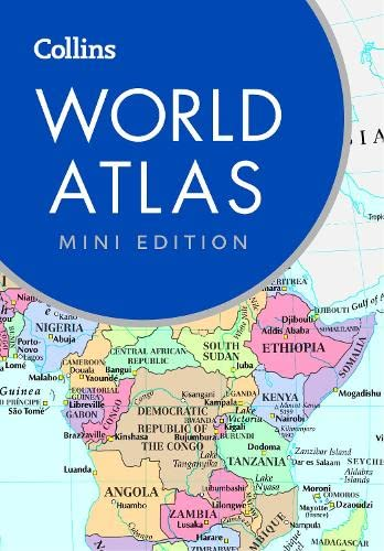 9780008136659: Collins World Atlas: Mini Edition