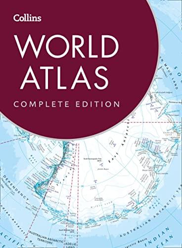 9780008136666: Collins World Atlas: Complete Edition [Idioma Inglés]