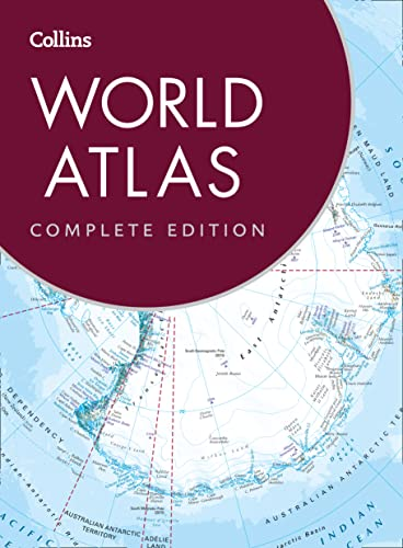 9780008136666: Collins World Atlas: Complete Edition [Third edition; not-CN, IN]