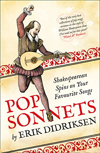 9780008137199: Pop Sonnets: Shakespearean Spins on Your Favourite Songs