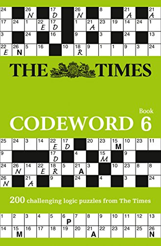 9780008137243: The Times Codeword 6