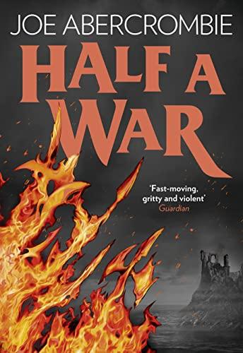 9780008138325: Half a War (Shattered Sea, Book 3)