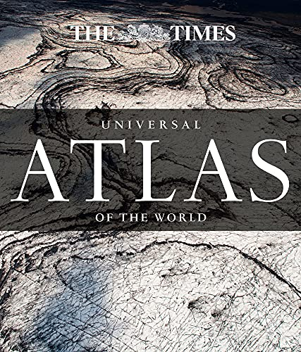 9780008138844: The Times Universal Atlas of the World